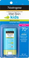 Neutrogena Wet Skin Kids Sunscreen Stick SPF 70