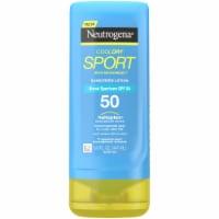 Neutorgena Cool Dry Sport with Mircomesh Sunscreen Lotion SPF 50