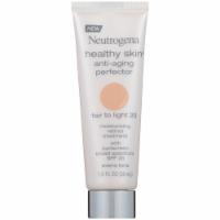 Neutrogena Healthy Skin Fair to Light Anti-Aging Perfector SPF 20 - 1 ct