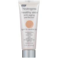 Neutrogena Healthy Skin Light to Natural SPF 20 Anti-Aging Perfector - 1 ct