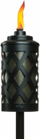 TIKI® Urban Metal Torch - Black/Bronze