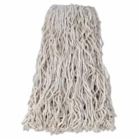Rubbermaid String Wet Mop,24 oz.,Cotton  FGV11800WH00 - 1