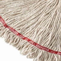 Rubbermaid Commercial Products String Wet Mop,16 oz.,Cotton  FGC11206WH00 - 1