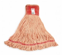 Rubbermaid String Wet Mop,22 oz.Synthetic HAWA FGA25206OR00