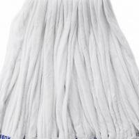 Rubbermaid String Wet Mop,20 oz.,Cotton  FGT25500WH00 - 1