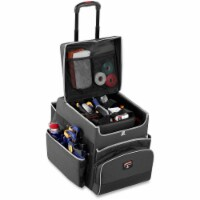 Rubbermaid Commercial Executive Janitorial Cart 1902467 - 1
