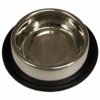 CLASSIC 010CL-WSSW-2 Non-Tip Stainless Steel Bowl