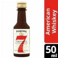 Seagram's 7 American Blended Whiskey