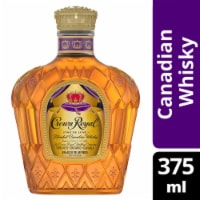 Crown Royal Blended Canadian Whisky - 375 mL