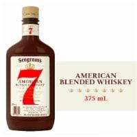 Seagram's 7 American Blended Whiskey - 375 mL
