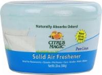 Citrus Magic Linen Solid Air Freshener - 20 oz