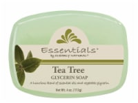 Clearly Natural Essentials Tea Tree Glycerin Soap