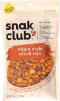 Snak Club Cajun Savory Style Snack Mix