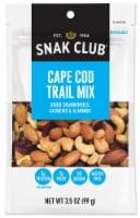 Snak Club All Natural Cape Cod Trail Mix, Non-GMO, 3.5-Ounces, 6-Pack - 5