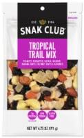 Snak Club Tropical Trail Mix, Gluten Free, Non-GMO, 6.75-Ounces, 6-Pack - 5