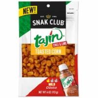 Century Snacks Tajin Classico Toasted Corn - Resealable, 4 Ounce -- 6 per case. - 6-4 OUNCE