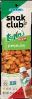 Snak Club Grab & Run Tajin Chili & Lime Mild Peanuts - 1.5 oz
