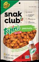 Snak Club Tajin Clasico Chili & Lime Peanuts