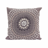 Liora Manne Visions II Indoor Outdoor Patio Accent Pillow, Ombre, 20 x 20 Inch - 1 Piece
