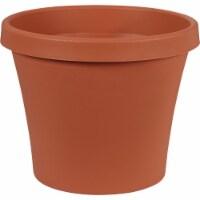 Bloem 6 In. Dia. Terracotta Poly Classic Flower Pot 50006C - 1