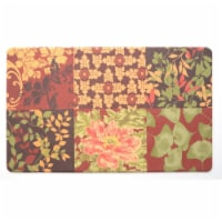 Stephan Roberts Home 2.5F-PAF105-10 18 x 30 in. Kitchen Anti-Fatigue Mat - Rouge