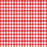 Magic Cover Red/White Checkered Vinyl Disposable Tablecloth 90 in. 52 in. - Case Of: 1; - Count of: 1
