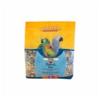 Vitakraft Sun Seed 220235 4 lbs Prima Parrot Food - Case of 6