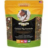 Vitakraft Sun Seed 220257 2 lbs Prima R&M Guinea Pig Food - Case of 6