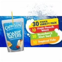 Capri Sun Roarin' Waters Flavored Water Beverages Variety Pack