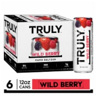 Truly Wild Berry Hard Seltzer