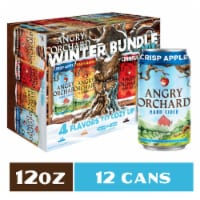 Angry Orchard Fall Haul Hard Cider Variety Pack - 12 cans / 12 fl oz