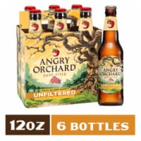 Angry Orchard Crisp Apple Unfiltered Hard Cider
