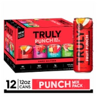 Truly Punch Hard Seltzer Variety Pack