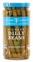 Tillen Farms Pickled Dilly Beans - 12 Oz