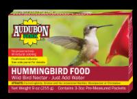 Audubon Park® Pre-Measured Hummingbird Food Packets