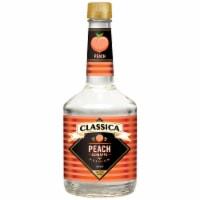 Classica Peach Schnapps Liqueur