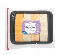Bella Rosa Cracker Cut Cheese Tray