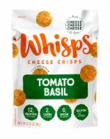 Whisps Cheese Crisps - Tomato Basil - 2.12 oz