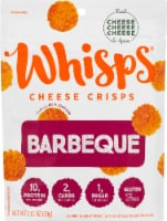 Whisps Barbeque Cheese Crisps - 2.12 oz