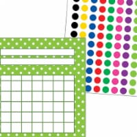 Teacher Created Resources 2021614 Teacher Created Resource Incentive Chart & Stickers - Lime