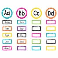Teacher Created Resources TCR5787 Polka Dots Word Wall Bulletin Board Set