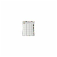 Colorful Paw Prints Incentive Chart - 1