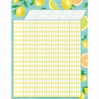 Lemon Zest Incentive Chart - 1