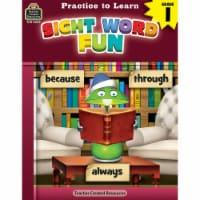 Practice to Learn: Sight Word Fun Grade 1 - 1
