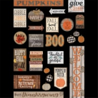 Home Sweet Classroom Happy Fall Mini Bulletin Board - 1