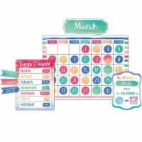 Watercolor Calendar Bulletin Board Display Set - 1