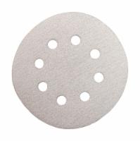 Makita  5 in. Aluminum Oxide  Hook and Loop  Sanding Disc  80 Grit Medium  50 pk - Case Of: - Count of: 1