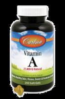 Carlson Vitamin A Soft Gels
