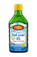 Carlson for Kids Lemon Cod Liver Oil