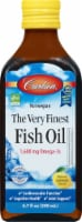 Carlson the Very Finest Lemon Fish Oil